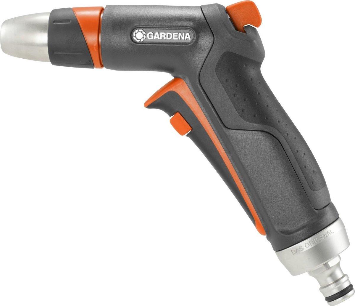GARDENA Premium Reinigingssproeier Spuitpistool - Metaal - Voor Reiniging En Bewatering