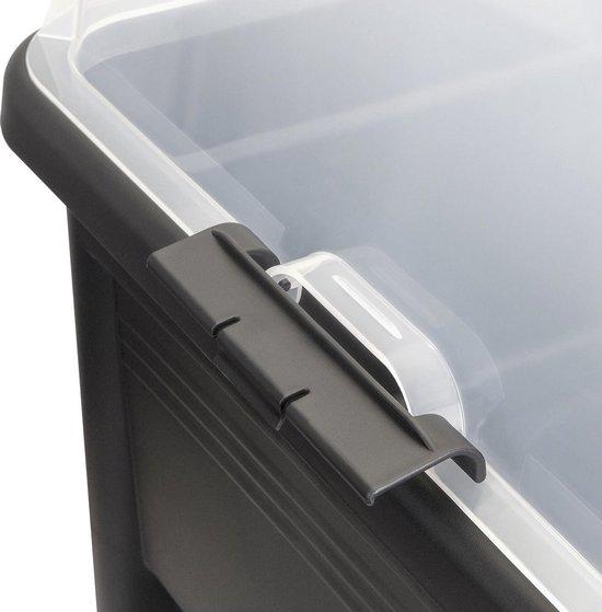 Elho Green Basics Kweekhuis Xxl - Transparent - Buiten  - L 35.5 x W 74.8 x H 20.3 cm