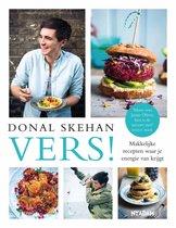 Boek cover Vers! Makkelijke recepten waar je energie van krijgt van Donal Skehan (Hardcover)