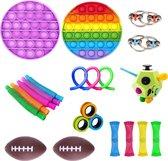 Fidget Toys Pakket - 20 Toys Set - Fidget Cube - F