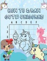 How to Draw Cute Unicorns