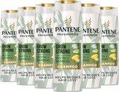Pantene Pro-V Miracles Grow Strong Met Bamboe En Biotine - Voordeelverpakking 6 x 225 ml - Shampoo