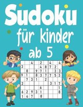 Sudoku für kinder ab 5: 360 Sudoku für Kinder ab 5 Jahren, 4x4 sudoku Kinder ab 5 Jahren, mit Lösungen, gut entwickeln den logischen und analy
