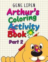 Arthur's Coloring Activity Book Part 2