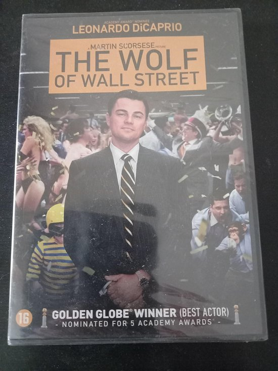 Dvd - Wolf Of Wall Street (The)