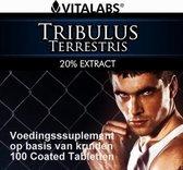 VitaTabs Tribulus Terrestris - 1000 mg - 100 tabletten - Voedingssupplementen