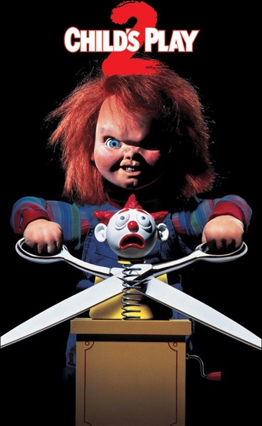 VHS Video   Child's Play 2