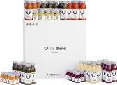 Dr. Blend - DetoxBox N°7 - 7 Dagen Detox Sapkuur - Groente & Fruit - 63 Verse & Pure Sapjes