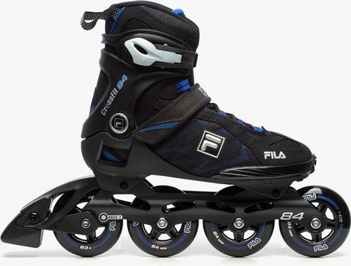 Inline Skates / Skeelers FILA Crossfit 84, Black-Blue, Unisex, Maat 38,5
