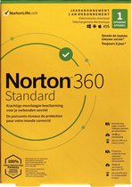 Bol.com-NORTON 360 STANDARD 10GB BN 1 USER-aanbieding