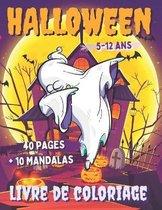 Livre de Coloriage Halloween