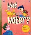 Gouden Boekjes  -   Wat is water?