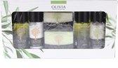 Olivia giftset mini's en zeep