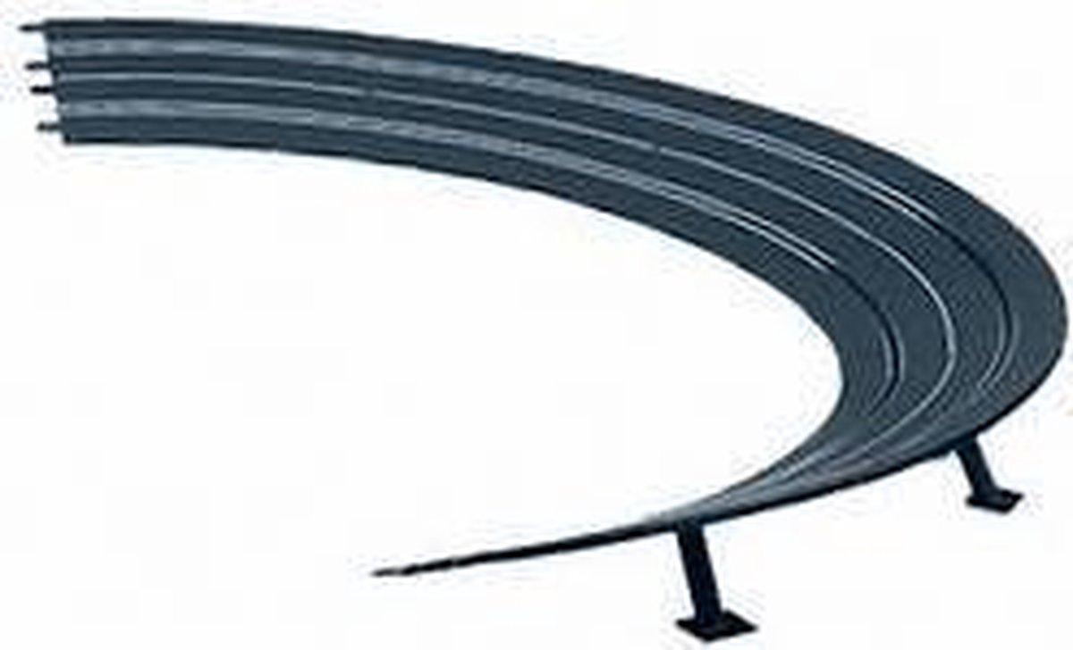 Carrera Kuipbocht 3/30° - racebanen - 1:32