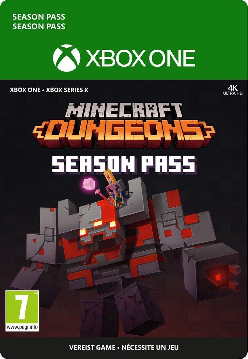 Minecraft Dungeons: DLC Season Pass - Xbox One & Series X/S Download