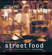 Boek cover The World of Street Food van Troth Wells
