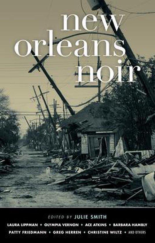 Boek cover New Orleans Noir van Ted OBrien (Paperback)