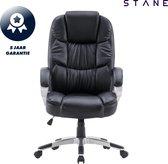 Stane - Ergonomische bureaustoel - Bureaustoelen voor volwassenen - Gevulde armleuningen - Office chair