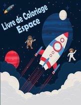 Livre de Coloriage Espace
