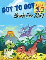 Dot To Dot Book For Kids Ages 3-5