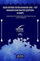 ISQTB Certified Tester Advanced Level - Test Manager Exam Practice Questions & Dumps