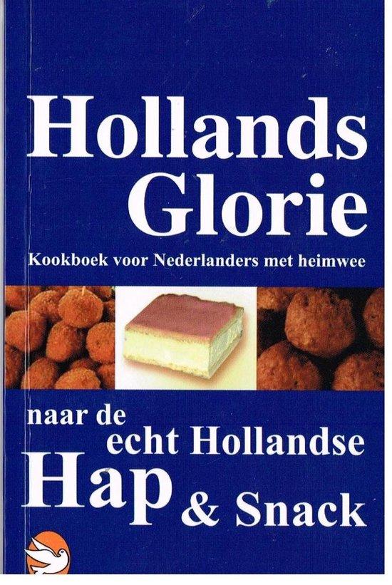 Boek cover Hollands glorie/ kookboek voor Nederlanders met heimwee van Mohamed el- Fers (Paperback)