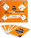Zuipen tot we kruipen® - Drankspel - NIEUWE EDITIE - 99 opdrachten - kaartspel - speelkaarten