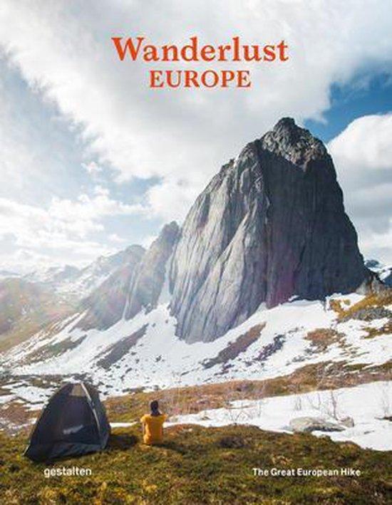 Boek cover Wanderlust Europe van Alex Roddie (Hardcover)