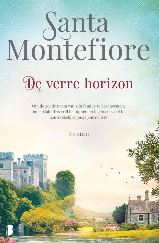 Boek cover Deverill 5 - De verre horizon van Santa Montefiore (Onbekend)