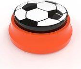 Soundbutton EK / WK Voetbal - sound button / knop met geluid - hebbeding, kantoorartikel
