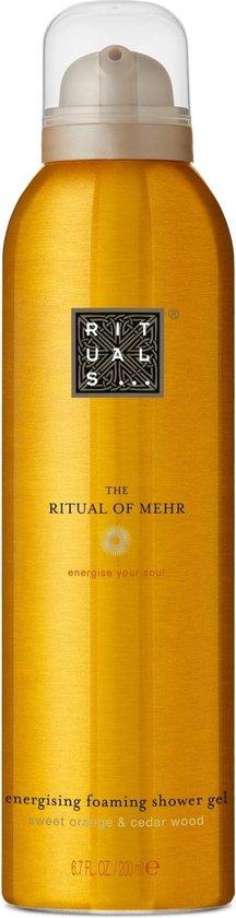RITUALS The Ritual of Mehr Foaming Shower Gel - 200 ml