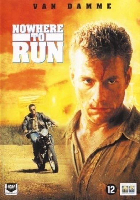 Cover van de film 'Nowhere To Run'