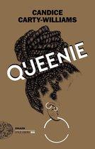 Omslag Queenie