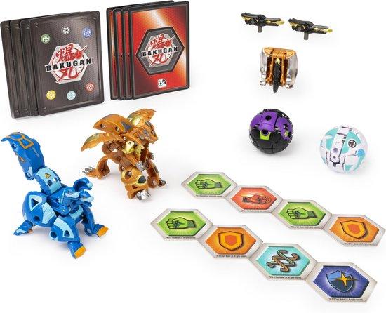 Thumbnail van een extra afbeelding van het spel Spin Master Bakugan Baku Gear Pack Seizoen 2