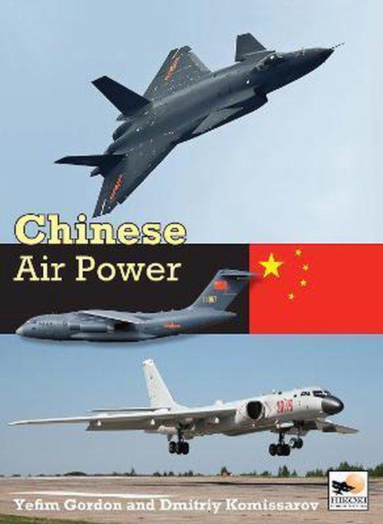 Boek cover Chinese Air Power van Yefim Gordon (Hardcover)