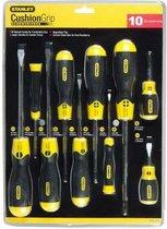 STANLEY 2-65-005 Schroevendraaierset - 10-delig - inclusief koffer