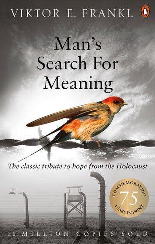 Boek cover Mans Search For Meaning van Viktor E. Frankl (Onbekend)