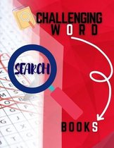 Challenging Word Search Books: Pocket Sized Word Search Book, Crossword For Kids Best Puzzle Book For Ages 8 And Up, Activity Workbook For Dementia L