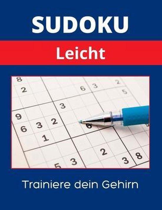 Sudoku Leicht: Sudoku Rätselheft Leicht mit Lösungen, Geschenkidee für Erwachsene, Jugendliche, Großeltern und Senioren