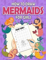 How To Draw Mermaids For Girls