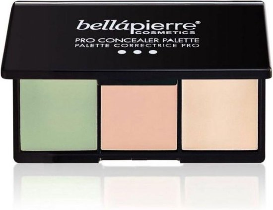 Bellapierre Cosmetics Pro Concealer Palette 2