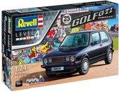 Revell 05694 35 Years VW Golf GTI Pirelli Car model assembly kit 1:24