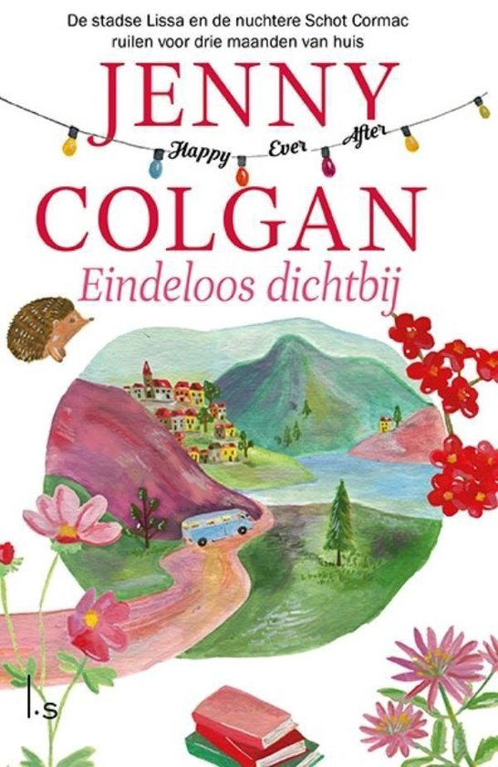 Boek cover Eindeloos dichtbij van Jenny Colgan (Onbekend)