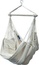 Potenza-Extra grote hangstoel / 2-persoons hangstoel inclusief bevestigingsset voor binnen huis