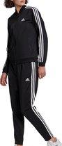 adidas adidas 3-stripes Trainingspak - Maat S  - Vrouwen - zwart - wit