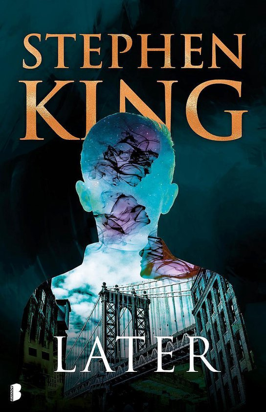 Boek cover Later van Stephen King (Paperback)