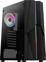 RevengeCom Low Budget Game PC - G5925 3.6Ghz  - Intel UHD 610 Graphics - 240GB M.2 SSD - 16GB DDR4 - Aerocool RGB Behuizing