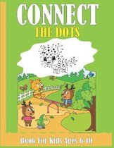 Connect The Dots Book For Kids Ages 6-10