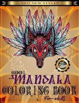 Cool Mandala Coloring Book for Adults