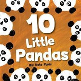 10 Little Pandas